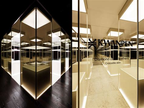 space designer kwanpen store by betwin space design seoul 187 retail