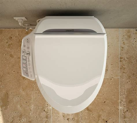 bidet panel uspa 6235 c hygienic electronic bidet seat with side