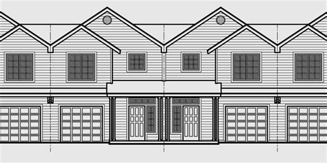 zero lot line house plans narrow zero lot line house plans home design and style