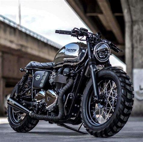 Triumph Motorrad Instagram by Triumph Cafe Racer Motorcycle Motorbike My Life