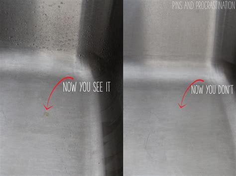 how to remove stains from stainless steel sink how to remove rust stains from stainless steel pins and