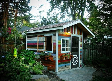 cool backyard sheds this new trend is set to make your garden shed