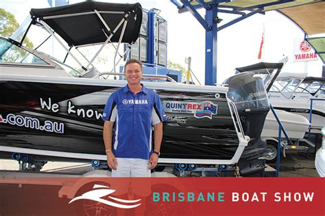 big boat hire brisbane brisbane yamaha ready for a big show bush n beach