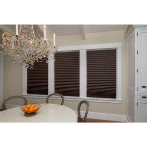redi shade chocolate brown paper pleated shade