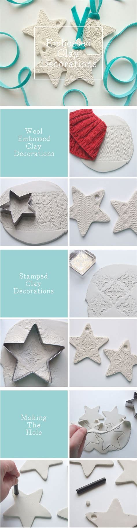 air drying clay decorations 25 best ideas about polymer clay ornaments on