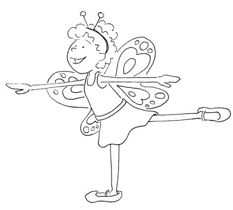 baby ballerina coloring page ballet positions coloring pages printable coloring pages