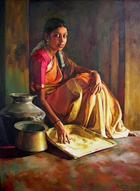indian painting photo 25 beautiful rural indian paintings by tamilnadu
