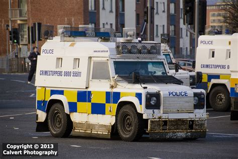 land rover psni psni police land rover tangi rare one of the many