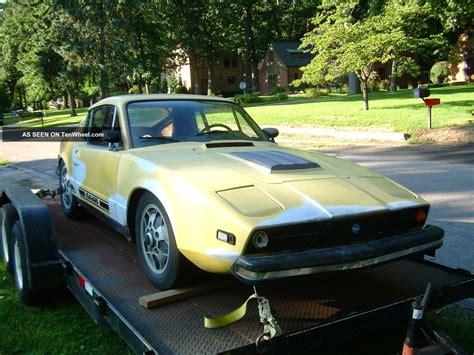 saab sonett automobile 1974