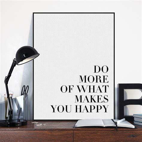 Poster Frame Elegan Size A4 Wall Decoraton Quote Typography 83 minimalist black motivational quotes a4 print