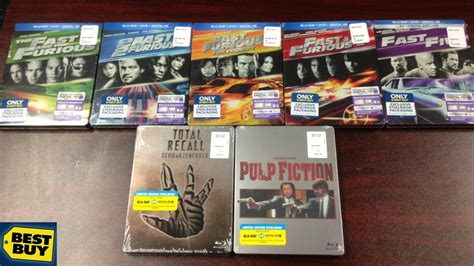 fast and a barrington novel books best buy steelbook haul unboxings fast furious 1 5