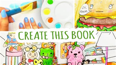 Create This Book 19 Youtube