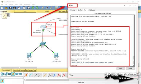 cisco packet tracer rip tutorial how to configure ospf on cisco router packet tracer best
