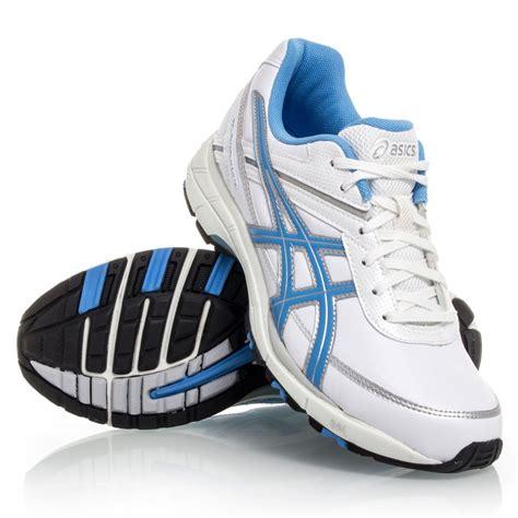asics gel fitwalk lyte womens walking shoes white soft