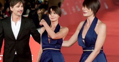 2016 olympic wardrobe malfunction italian actress suffers major wardrobe malfunction as she