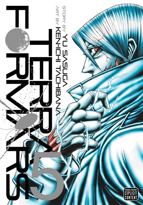 terra formars vol 20 books terra formars vol 5 book by yu sasuga kenichi