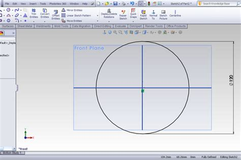 google solidworks tutorial tutorial fill pattern in solidworks grabcad