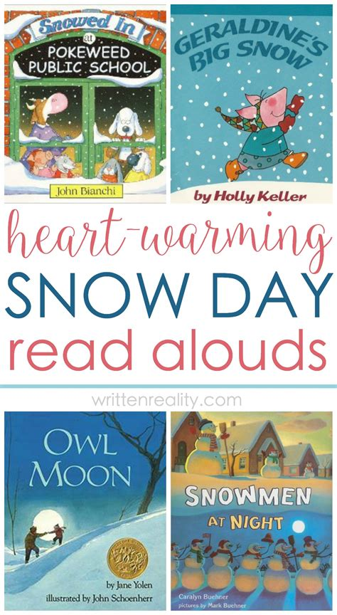 any given snow day books you ll these warming snow day stories written