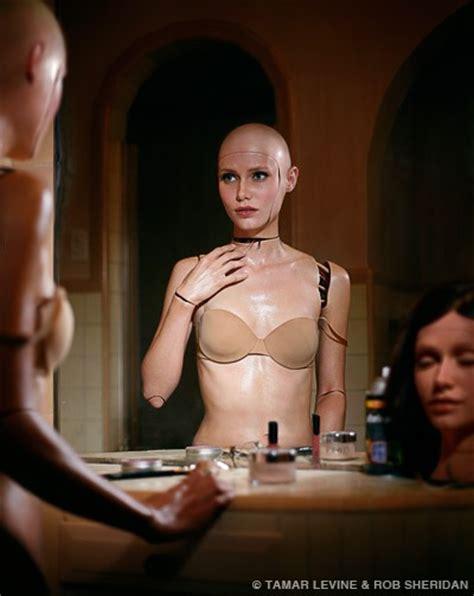 ex machina asian robot disturbingly sexy broken robot girl the evolution of the