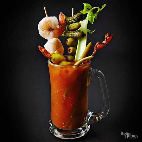 How To Read Decorating Magazine by Bloody Mary Mix