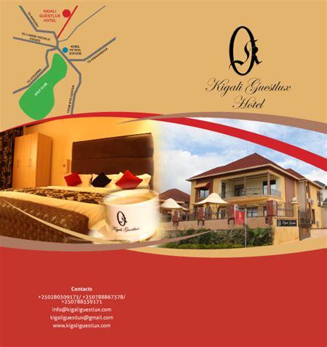 design flyer hotel hotel flyer 2 by banzadolph on deviantart