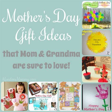 mothers day ideas mother day gift ideas for grandma images