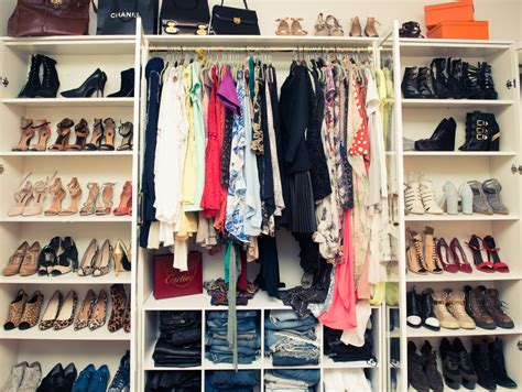 and high heels decor inspiration 7 aimee song closet