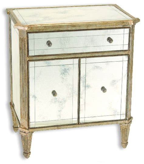 mirrors nightstands 13 best images about nightstands on mirrored