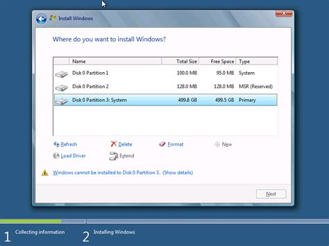 format gpt flash drive howto install windows 8 or windows 7 to a gpt partition