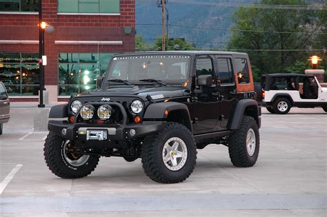 Jeep Jk Aev Aev Installs 6 4l Hemi On Jeep Jk Wrangler Vehicle To