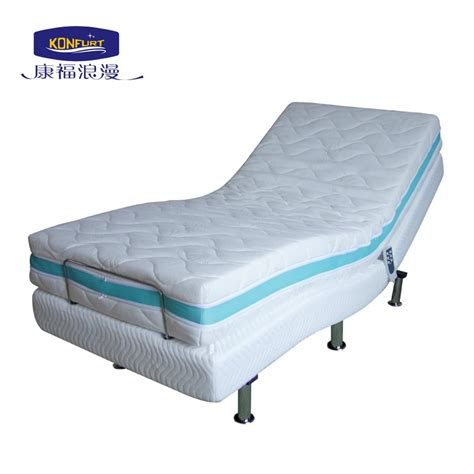 wholesale electric adjustable bed with led light usb charging buy adjustable bed bed