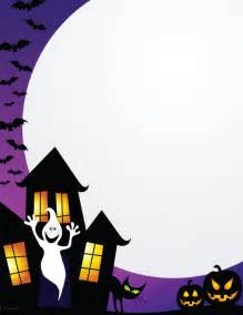Halloween Letter Templates Halloween Moon Template Images