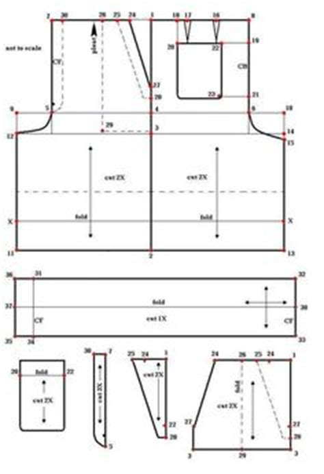 pattern drafting for knitwear cuffed shorts pattern making tutorial with a pic of