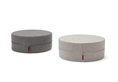 sofas puff decorative floor puff in a modern design