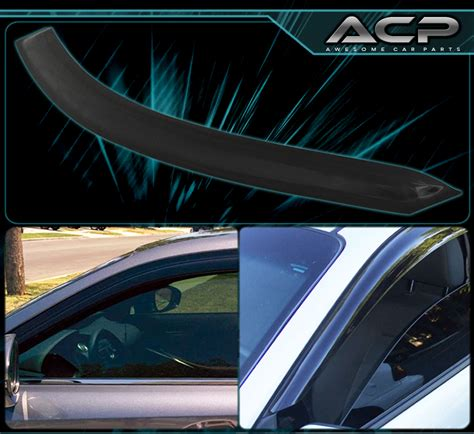 Windshield Visor 250 Fi 1997 2003 f150 f250 regular cab sun wind weather window visors in channel ebay