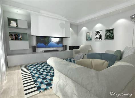 parete attrezzata con divano blogarredamento aziende arredamento