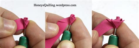 wordpress quill tutorial paper quilled rose passion diy