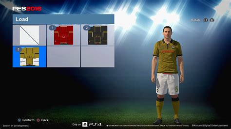 Emoney Custom Barca By Fsd Store pes 16 edit mode discussion page 2 pesgaming forums
