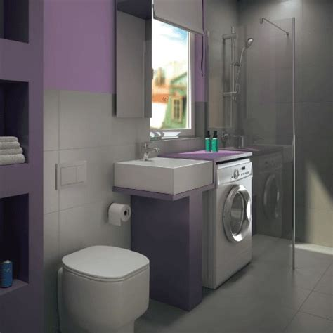 bagno e lavanderia le 25 migliori idee su ristrutturazione bagno piccolo su