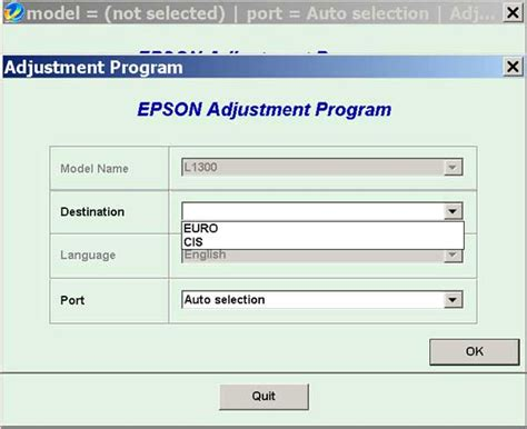 epson l1800 resetter adjustment program epson l1800 euro cis ver 1 0 0 service program new