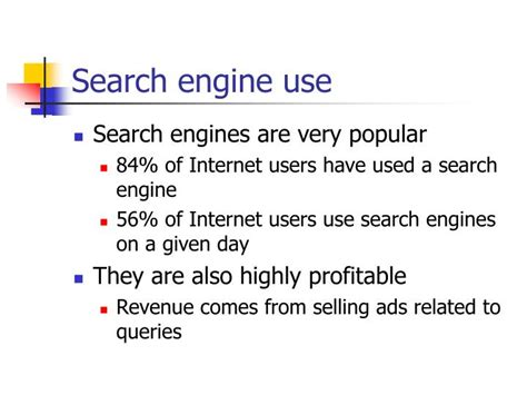 Search Engine Use Ppt The Economics Of Search Powerpoint Presentation Id 6822711