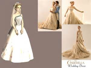 Disney cinderella wedding dress movie disney 39 s cinderella wedding