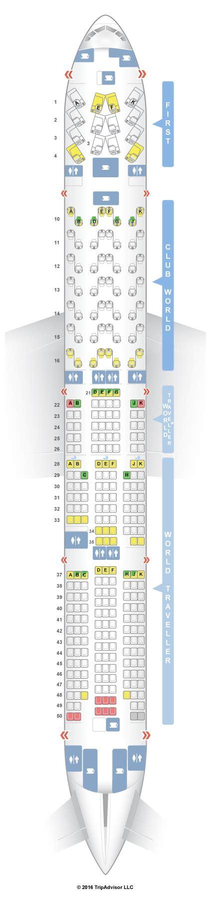 ba 777 seat map seatguru seat map airways boeing 777 300 773