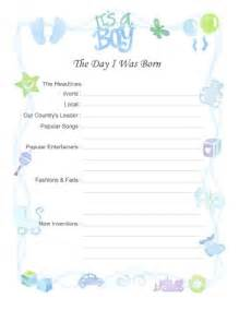 Baby Book Template Free by Free Printable Baby Book Pages Scrapbookscrapbook