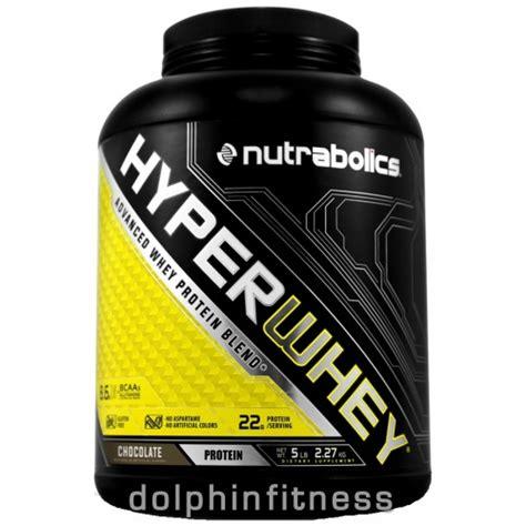 Hyper Whey Nutrabolics Hyper Whey 2 27 Kg