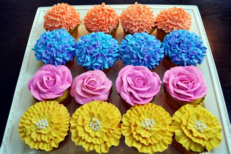 Cake Decorating Ideas At Home by Castro S Bakery Cupcake Designs