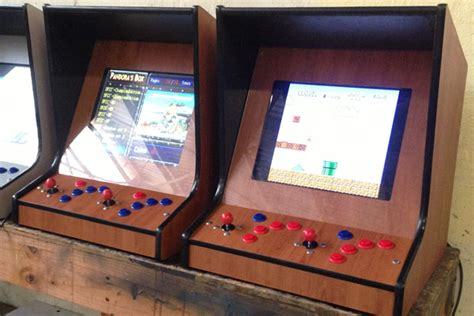 Bar Top Machine by Classic Arcade Machines Are Still The Business