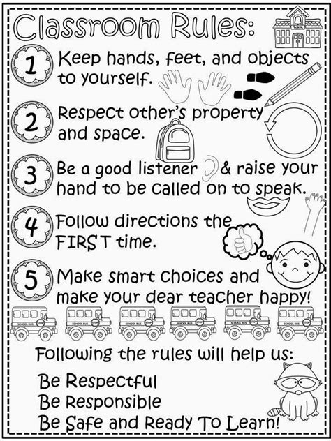 The 25+ best Classroom rules ideas on Pinterest