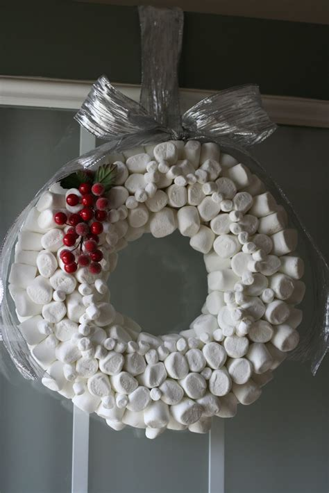 inspire bohemia holiday wreaths food and candy