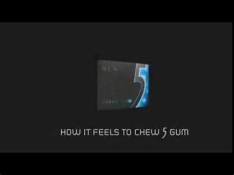 feels  chew  gum youtube
